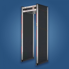 M-m101型 远距离高精度人体测温安检门