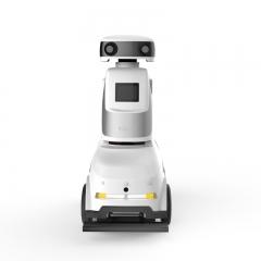 室外巡逻机器人